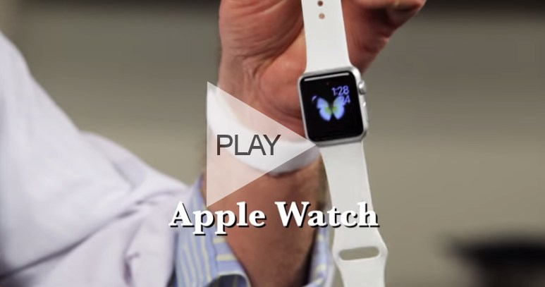 apple watch Will It Blend?