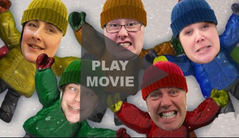 Easykey Christmas Movie