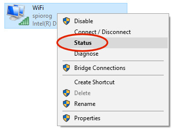 how to get a password for your wifi windows