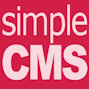 Simple CMS Website