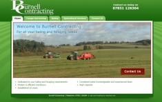 Burnell Contracting - Baling and Foraging