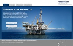 Gemini Oil and Gas Advisors