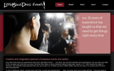 Little Black Dress Events
