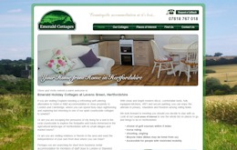 Emerald Cottages - Self Catering Holiday Cottages Hertfordshire