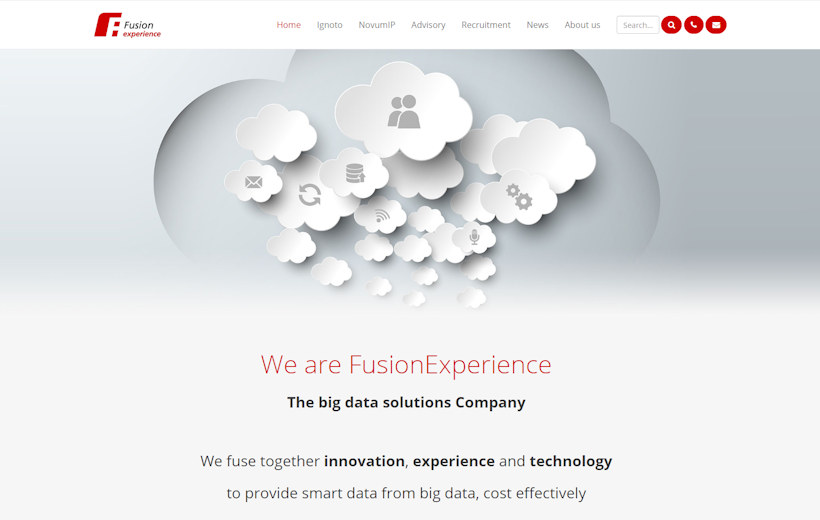 FusionExperience - Business and Data Solutions Provider