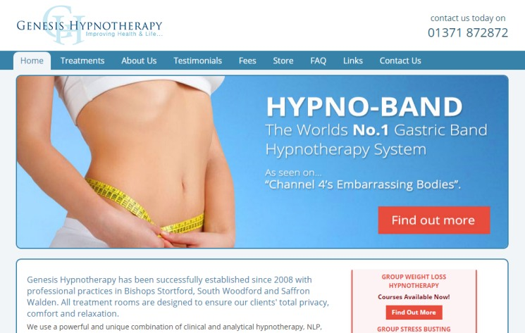 Genesis Hypnotherapy