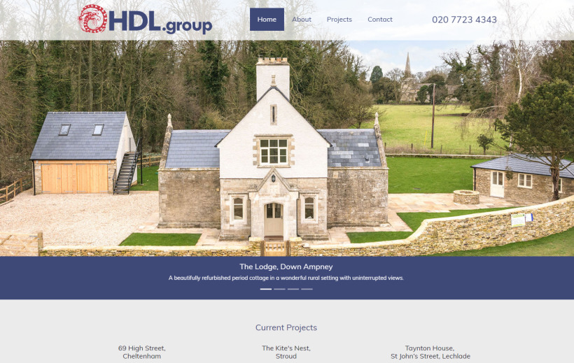 HDL Group - Property Refurbishment & Development