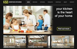 K&B Kitchens - Bespoke Fitted Kitchens in Hertfordshire