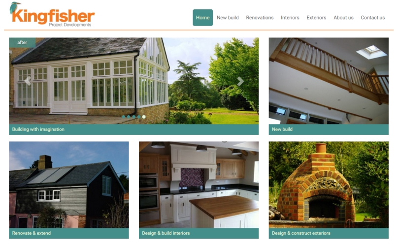 Kingfisher Project Developments
