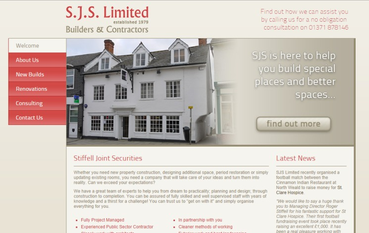 SJS - Property Construction and Renovation