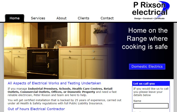 Sparks UK - Electrical Services - Benfleet Essex