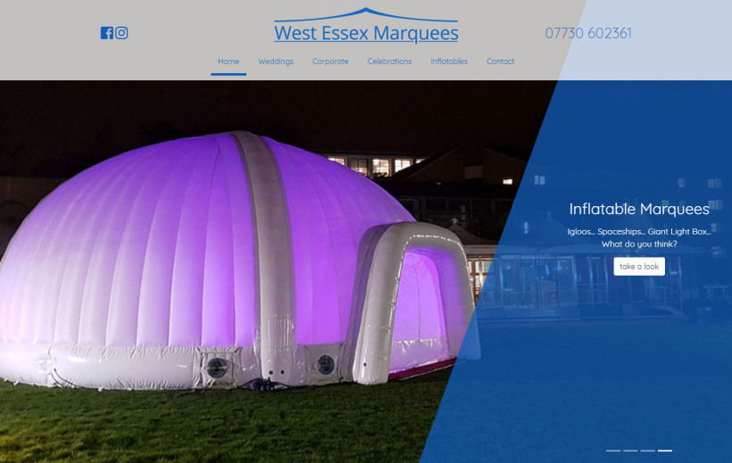 West Essex Marquees